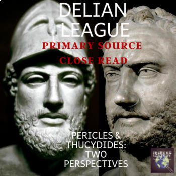 Delian League Primary Source
