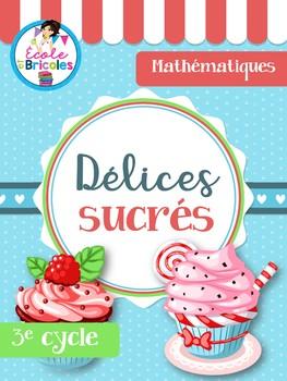 Délices sucrés (calcul de décimaux)