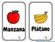 Deliciosas Frutas Free Flash Cards