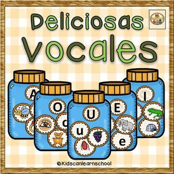 Deliciosas vocales
