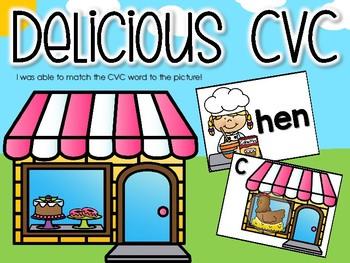 Delicious CVC Work