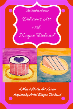 Delicious Cakes With Wayne Thiebaud