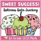 Math Data Tracking First Grade