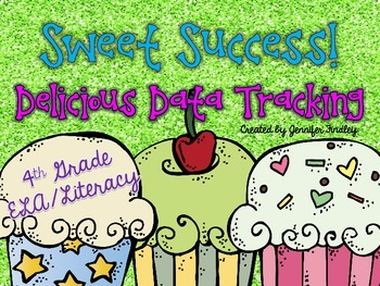 Data Tracking {4th Grade Common Core ELA/Literacy All Standards}