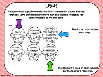 Data Tracking {4th Grade Common Core Math}