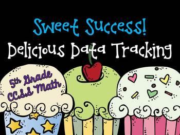 Data Tracking {5th Grade Common Core Math}