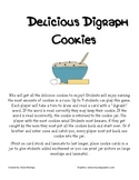 Delicious Digraph Cookies