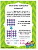 Delicious Distributive Property SCOOT Game {3.MD.C.7c & 3.OA.B.5}