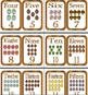 Delicious Easter Egg Dot Cards - 0-20 - For Maths Centres