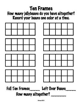 Delicious Jellybean Math Skills