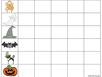 Deliciously Fun Halloween Graphing Freebie