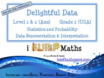 Delightful Data - now for Aus & USA Curriculum