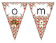 Delightful Dogs Welcome Pennant: Bones Set