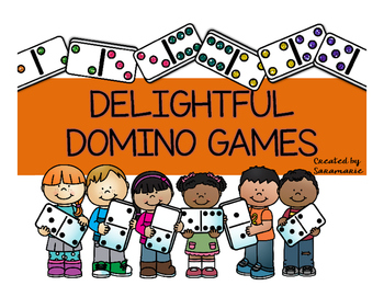 Delightful Domino Games (with giant dominoes)