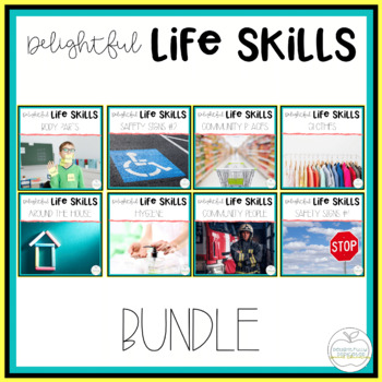Delightful Lifeskills: GROWING MEGA BUNDLE