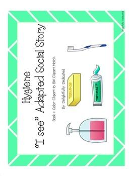 Delightful Lifeskills: Hygiene BUNDLE for Special Education Classrooms