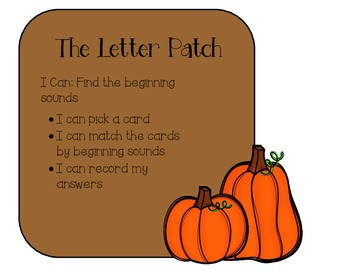 Delightfully Fall Math and Literacy Activities