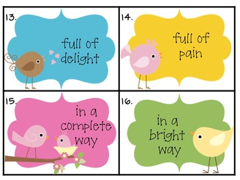 Delightfully Spring Math and Literacy Activities