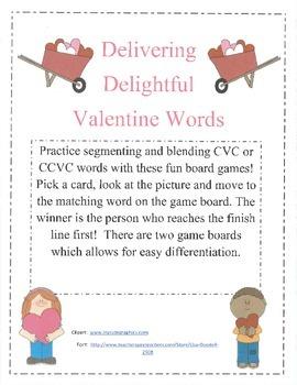 Delivering Delightful Valentine Words