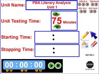 Delivering the PARCC Assessment (activinspire)