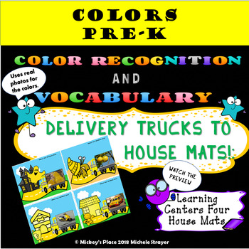 Delivery Trucks to House Mats