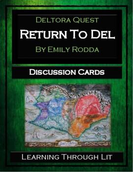 Deltora Quest RETURN TO DEL Discussion Cards