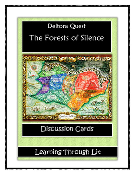 Deltora Quest THE FORESTS OF SILENCE Discussion Cards