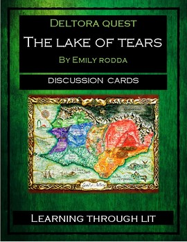 Deltora Quest THE LAKE OF TEARS Discussion Cards