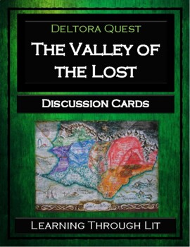 Deltora Quest THE VALLEY OF THE LOST Discussion Cards