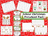 Deluxe Christmas Pack. Preschool- 1st Grade ELA and Math.