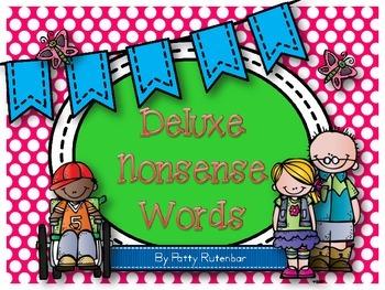 Deluxe Nonsense Words
