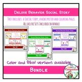Deluxe Social Stories: Behavior Edition Bundle