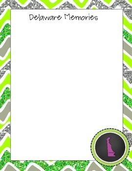 Delware Journal Set