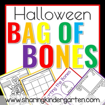 Dem Bones {Bag of Bones Freebie File}