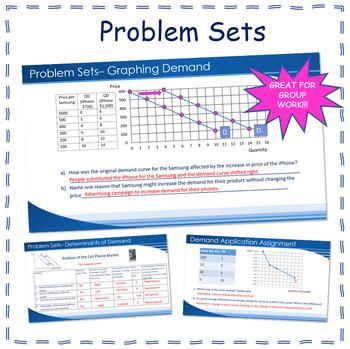 Economics - Demand, Law of Demand, Demand Curve Power Point