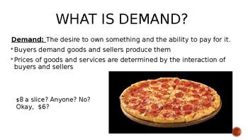 Demand Lecture