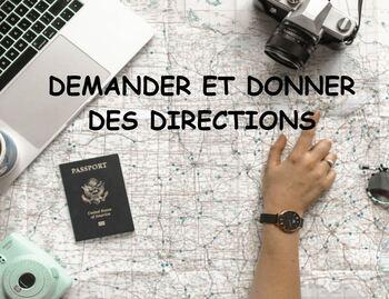 Demander et donner des directions sur une carte (#50)