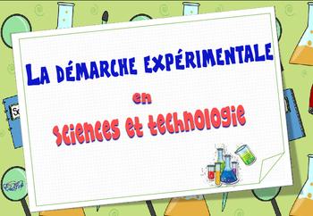 Démarche expérimentale en sciences et technologie, cycle primaire