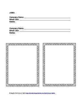 Dementia Memory Book LITE VERSION
