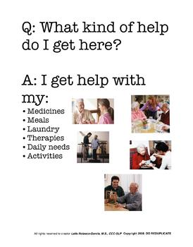 Dementia: Where am I? Orientation Memory Book