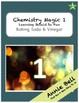 Chemistry Magic BUNDLE (5 Magic Trick Mini Lab or Demos)