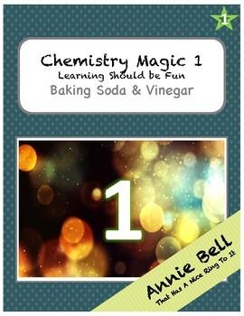 Baking Soda and Vinegar - Chemistry Magic 1