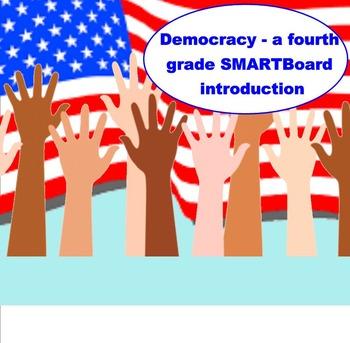 Democracy - A Fourth Grade SMARTBoard Introduction