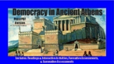 Democracy, Classes, Rights & Responsibilities in Ancient Athens Bundle