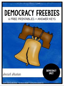 Democracy Freebies