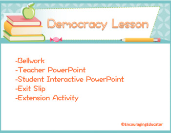 Democracy Lesson