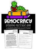 Democracy Reading Passage