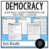 Democracy ~ Unit Bundle