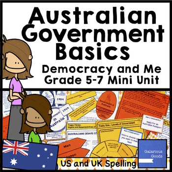 Australian Government Basics Mini Unit
