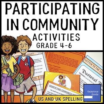 Identifying Community Issues